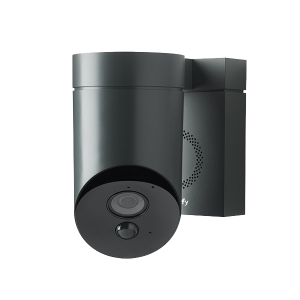 somfy outdoor camera beveiliging